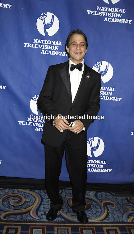 Tony Danza ..at The National Television Academy Dinner Honoring Robert Iger on October 20, 2005 at The Marriott Marquis Hotel. ..Photo by Robin Platzer, Twin Images