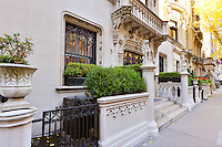 Entrance at 3 East 78th Street