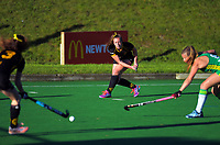 Capital v Central women. 2019 National Hockey Under-18 Tournament at National Hockey Stadium in Wellington, New Zealand on Sunday, 7 July 2019. Photo: Dave Lintott / lintottphoto.co.nz