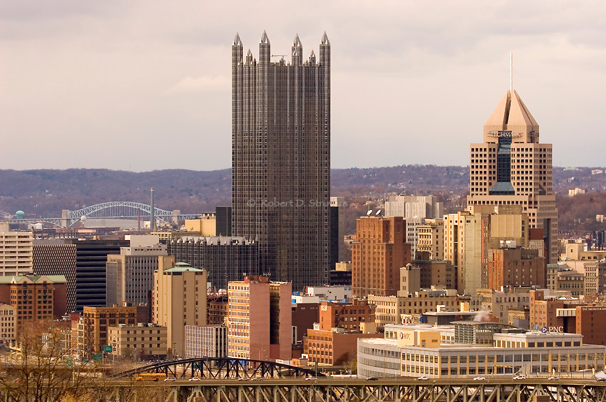 Pittsburgh Architecture and Buildings.