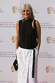 London, UK. 8 May 2016. Gaby Roslin. Red carpet  celebrity arrivals for the House Of Fraser British Academy Television Awards at the Royal Festival Hall.