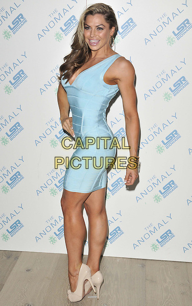 LONDON, ENGLAND - JULY 01: Louise Glover attends the &quot;The Anomaly&quot; VIP film screening, The Ham Yard Hotel, Denman St., on Tuesday July 01, 2014 in London, England, UK.<br /> CAP/CAN<br /> &copy;Can Nguyen/Capital Pictures