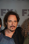 Kim Coates - Sons of Anarchy poses on the red carpet at FX 2012 Ad Sales Upfront held on March 29, 2012 at Lucky Stirke, New York, New York. (Photo by Sue Coflin/Max Photos)
