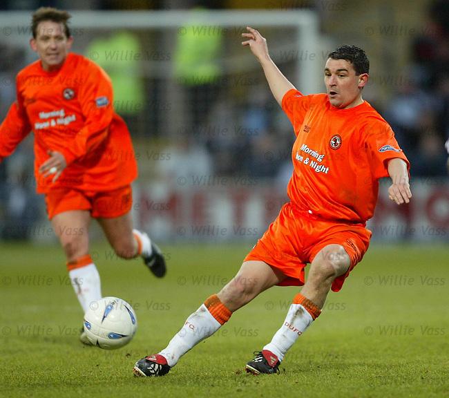Charlie Miller, Dundee Utd.pic willie vass