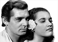 Mutiny on the Bounty (1935)<br /> Clark Gable, Movita<br /> *Filmstill - Editorial Use Only*<br /> CAP/MFS<br /> Image supplied by Capital Pictures