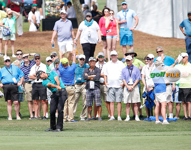Rory McIlroy (NIR) during the First Round of the Arnold Palmer Invitational Championship, Bay Hill Golf Club, Orlando,  Florida, USA. 17/03/2016.<br /> Picture: Golffile | Mark Davison<br /> <br /> <br /> All photo usage must carry mandatory copyright credit (&copy; Golffile | Mark Davison)