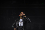 Kid Ink Performs onstage during Power 105.1's Powerhouse 2014 at Barclays Center, Brooklyn, NY