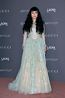 Asia Chow at the 2017 LACMA Art+Film Gala at the Los Angeles County Museum of Art, Los Angeles, USA 04 Nov. 2017<br /> Picture: Paul Smith/Featureflash/SilverHub 0208 004 5359 sales@silverhubmedia.com