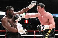 Conall Carmichael vs Moses Matovu - belfast - 14-04-12