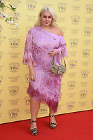Felicity Hayward<br /> arriving for the TWG Tea Gala Event at Leicester Square, London<br /> <br /> ©Ash Knotek  D3413  02/07/2018