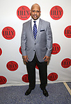 Ruben Santiago-Hudson attends the The Lilly Awards  at Playwrights Horizons on May 22, 2017 in New York City.