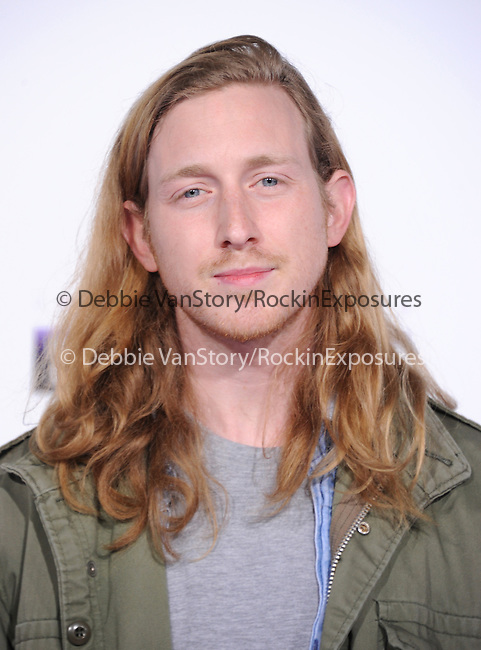 LOS ANGELES, CA - December 18: Asher Roth arrives at Justin Bieber`s Believe World Premiere held at The Premiere House at Regal Cinemas L.A. Live in Los Angeles, California on December 18,2013                                                                               © 2013 Hollywood Press Agency