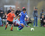 Oxford Soccer Club vs. Greenwood in the April Ambush at FNC Park in Oxford, Miss. on Sunday, April 6, 2014.