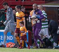 Motherwell v Celtic 270211