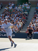 Andy Roddick - Going back..- US Open, 2008 - Flushing Meadow Park, NY