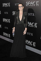 www.acepixs.com<br /> <br /> January 17 2017, LA<br /> <br /> Ingrid Michaelson arriving at the premiere 'The Space Between Us' at the ArcLight Hollywood on January 17, 2017 in Hollywood, California. <br /> <br /> By Line: Peter West/ACE Pictures<br /> <br /> <br /> ACE Pictures Inc<br /> Tel: 6467670430<br /> Email: info@acepixs.com<br /> www.acepixs.com