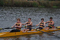 186 SHP .Reading Rowing Club Small Boats Head 2011. Tilehurst to Caversham 3,300m downstream. Sunday 16.10.2011