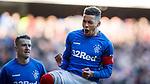 02.02.2019: Rangers v St Mirren: James Tavernier celebrates his opener