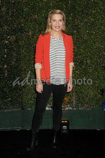"9 December 2015 - Los Angeles, California - Rhea Seehorn. Opening Night of ""Kurios"" from Cirque du Soleil held at Dodgers Stadium. Photo Credit: Byron Purvis/AdMedia"