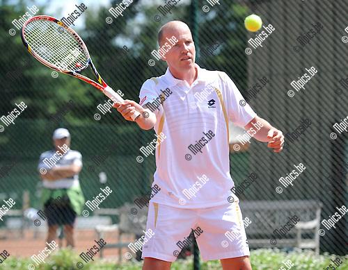 2012-07-22 / Tennis / seizoen 2012 / Steve Cornelissen..Foto: Mpics.be