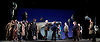 The Siege of Calais <br /> English Touring Opera at Hackney Empire, London, Great Britain <br /> rehearsal <br /> 2nd March 2015 <br /> <br /> music by Dinizetti <br /> words by Salvatore Cammarano <br /> directed by James Conway <br /> <br /> Craig Smith as Eustachio <br /> <br /> Paula Sides as Eleonora<br /> <br /> Catherine Carby as Aurelo<br /> Grant Doyle as Edoardo <br /> <br /> Matthew Stiff as Pietro de Wisants<br /> <br /> Andrew Glover as Giovanni <br /> <br /> Ronan Busfield as Edmondo <br /> <br /> Matt R J Ward as Giacomo de Wisants<br /> <br /> Jan Capinski as Armando <br /> <br /> Peter Brathwaite as Incognito <br /> <br /> Photograph by Elliott Franks <br /> Image licensed to Elliott Franks Photography Services