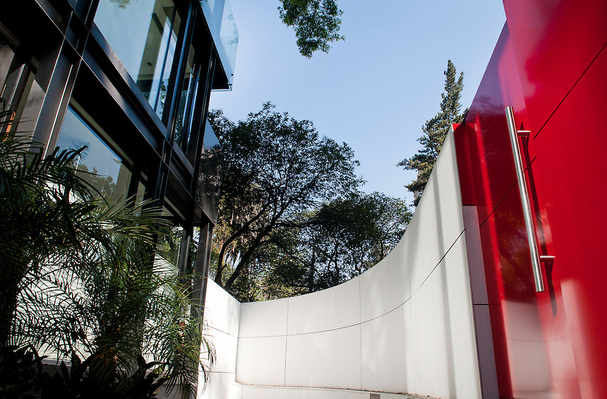 Calle Luis Urbina . Arkitektor, Edgar Compean architect, polanco, Mexico City