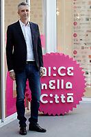 Jury of the festival, Marco Danieli<br /> Roma 02/11/2017.  Auditorium parco della Musica. Festa del Cinema di Roma 2017.<br /> Rome November 2nd 2017. Rome Film Fest 2017<br /> Foto Samantha Zucchi Insidefoto