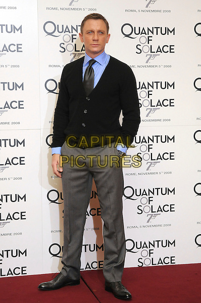 Photocall For The New James Bond Film Quantum Of Solace