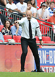 Reading's Jaap Stam in action during the Championship Play-Off Final match at Wembley Stadium, London. Picture date: May 29th, 2017. Pic credit should read: David Klein/Sportimage