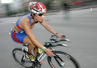 01 JUL 2007 - COPENHAGEN, DEN - Camilla Youde (GBR) - European Age Group Triathlon Championships. (PHOTO (C) NIGEL FARROW)