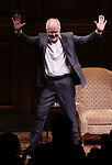 """John Lithgow during the Broadway Opening Night Performance Curtain Call of """"John Lithgow: Stories by Heart"""" at the American Airlines Theatre on January 11, 2018 in New York City."""