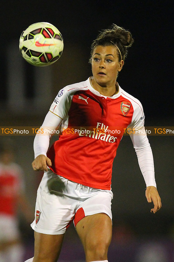 Jemma Rose of Arsenal Ladies during Arsenal Ladies vs Manchester City Women at Meadow Park