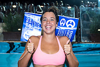 Supporter<br /> day 01  08-08-2017<br /> Energy For Swim<br /> Rome  08 -09  August 2017<br /> Stadio del Nuoto - Foro Italico<br /> Photo Deepbluemedia/Insidefoto