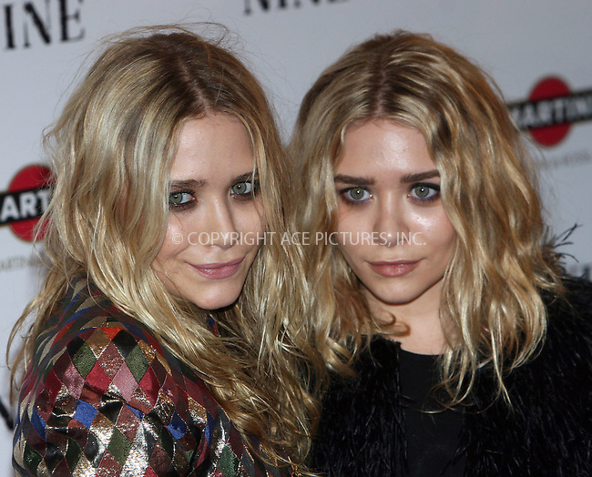 WWW.ACEPIXS.COM . . . . .  ....December 15 2009, New York City....Mary-Kate and Ashley Olsen arriving at the New York premiere of 'Nine' at the Ziegfeld Theatre on December 15 2009 in New York City....Please byline: NANCY RIVERA- ACE PICTURES.... *** ***..Ace Pictures, Inc:  ..tel: (212) 243 8787 or (646) 769 0430..e-mail: info@acepixs.com..web: http://www.acepixs.com