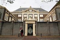 De Lakenhal in Leiden