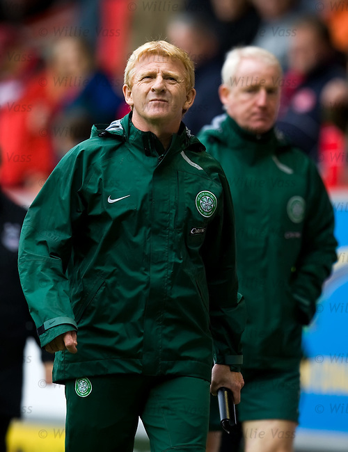 Gordon Strachan, Celtic