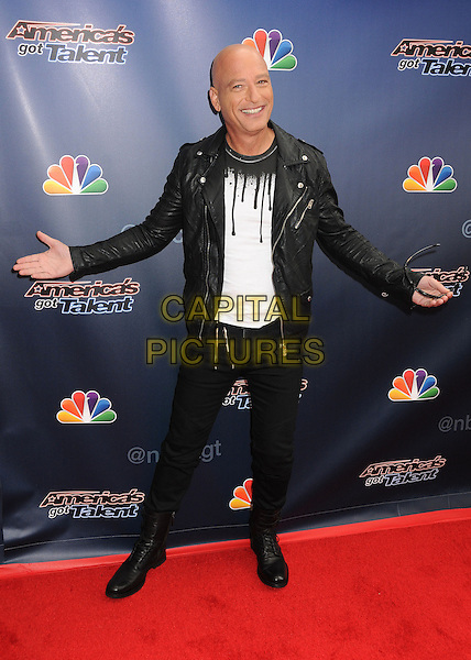 22 April 2014 - Hollywood, California - Howie Mandel. NBC's &quot;America's Got Talent&quot; Red Carpet Event held at the Dolby Theatre. <br /> CAP/ADM/BP<br /> &copy;Byron Purvis/AdMedia/Capital Pictures