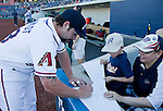 Photos from the Reno Aces vs Sacramento River-Cats game played on Saturday night, April 21, 2012 in Reno, Nevada.