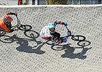 2018-07-08 / BMX / BK BMX Dessel / Mathijn Bogaert (r) wordt Belgisch Kampioen bij de Junior Men