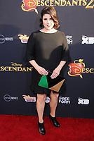 "11 July 2017 - Hollywood, California - Melanie Paxson. Disney's ""Descendants 2"" Los Angeles Premiere held at the ArcLight Cinerama Dome in Hollywood. Photo Credit: Birdie Thompson/AdMedia"