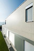 Arch.Canevascini e Corecco, Lugano, House in Cureglia