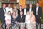GUEST: The Sam Maguire Cup  was guest of honour at the Adi Roche Chernobyl Childrens Project Mid -Summer Ball at The Meadowlands Hotel, Tralee, on Saturday. Front l-r: Marharyta Maruzawa, Anne Dempsey, Weeshie Fogarty, Viktoria Tarazevich and Mary Sugrue. Back l-r: George Sugrue, Frank Dempsey, Joan Fogarty, Mary and Derek O'Neill, Stephen O'Halloran and Ivan Blennerhassett..