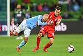 2019 A League Football Melbourne City v Adelaide United Feb 9th