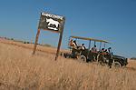 Damaraland, Save the rhino trust organisation. Namibie. Afrique.Namibia; Africa