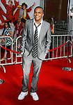 "LOS ANGELES, CA. - October 16: Actor Chris Warren Jr. arrives at the Los Angeles Premiere of ""High School Musical 3"" at the Galen Center at the University Of Southern California on October 16, 2008 in Los Angeles, California."