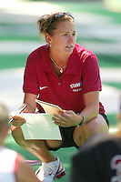 27 August 2005: Jordan Steele during Stanford's 2-1 overtime loss to Miami (Ohio) at the Varsity Turf Field in Stanford, CA.