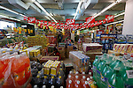 A Grocery store on Wednesday May 1st 2013 in Sandakan, Malaysia. (Photo by Brian Garfinkel)