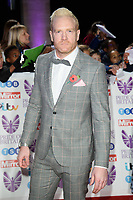 LONDON, UK. October 29, 2018: Iwan Thomas at the Pride of Britain Awards 2018 at the Grosvenor House Hotel, London.<br /> Picture: Steve Vas/Featureflash