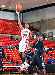 Varsity Basketball - Fort Worth SW vs. Dallas Wilmar-Hutchins (DFW Basketball Challenge)