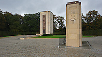 Memorial in Luxembourg dedicated to American Soldiers killed in WW2.
